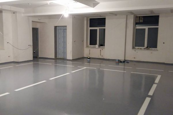 pramoniu grindu betonavimas kaina