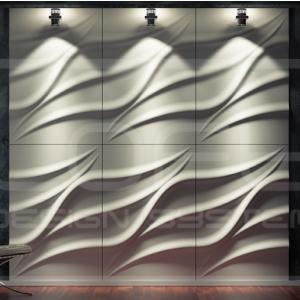 Loft System 3D sienų plokštės